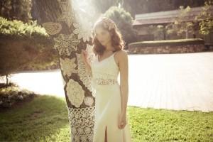 שמלת כלה מעוצבת וינטאג'