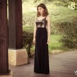 שמלת נשף מעוצבת