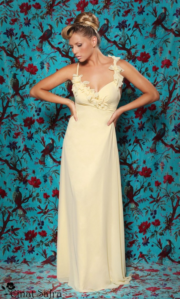 שמלת נשף יוקרתית