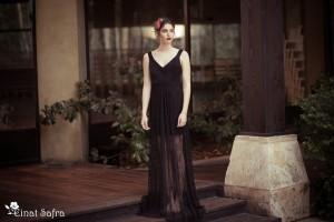 שמלת ערב מהממת בעיצוב אישי