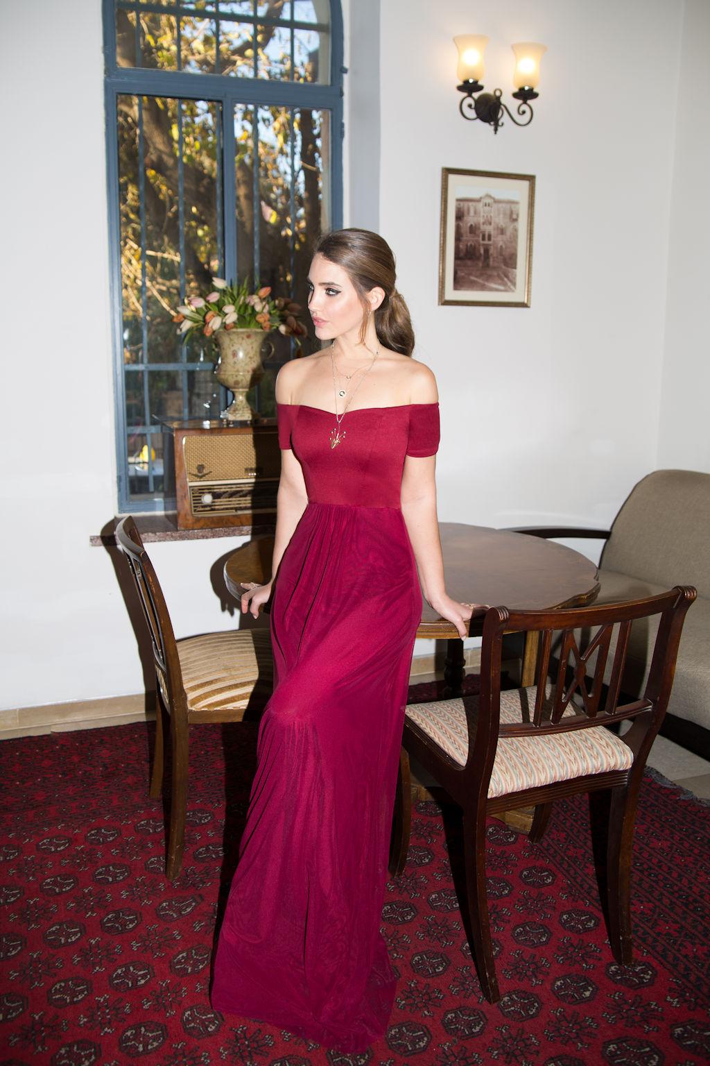 שמלת ערב - עינת ספרא