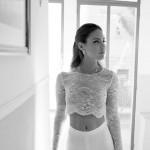 שמלת כלה 2016 אוברול