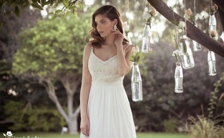 שמלות כלה 2015: הטרנדים החמים של 2015